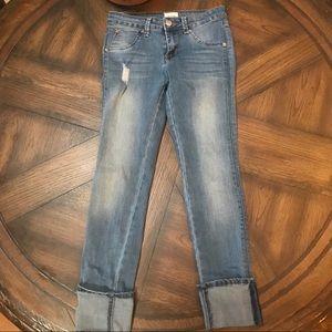 Girls Hudson jeans size 16